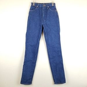 [Vintage] Wrangler High Waist Jeans [Made In USA]
